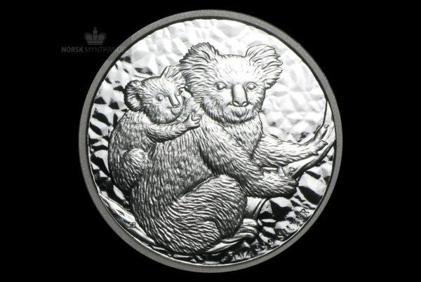 2008 Australian Silver Koala 1 oz BU