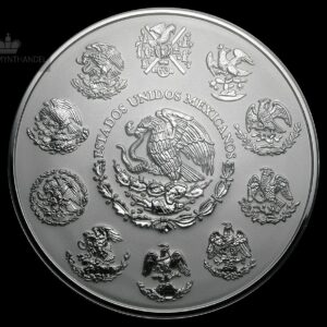 2015 Mexico 1 Kilo Silver Libertad Proof-Like