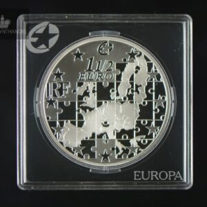 2004 Frankrike 1,50 Euro Enlargement of the European Union