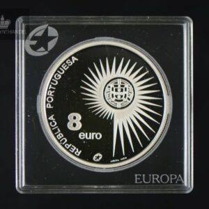 2004 Portugal 8 Euro Enlargement of the European Union