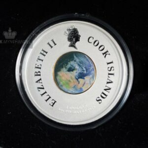 "2010 1 oz Sølvmynt Orbit & Beyond ""First Space Shuttle"""