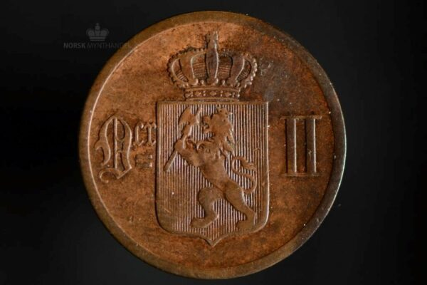 1899 2 Øre Kv 1