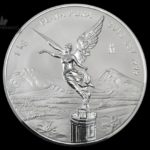 2012 Mexico 1 Kilo Silver Libertad Proof-Like