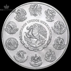 2014 Mexico 1 oz Silver Libertad BU