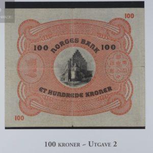 100 Kroner 1943 C Serie