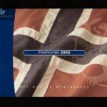 Proofsett 2005