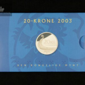 20 Kroner BU Spesial 2003