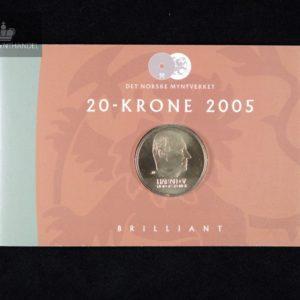 20 Kroner BU Spesial 2005