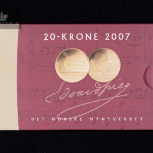 20 Kroner BU Spesial 2007