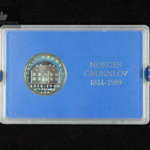 1989 175 Kroner Grunnloven 175 År