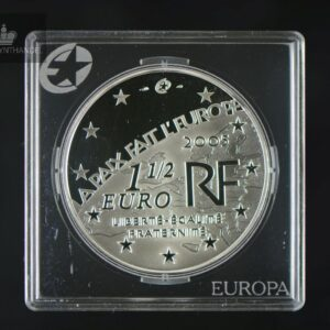 2005 Frankrike 1,50 Euro 60 years Peace and Freedom in Europe