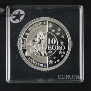 2005 Belgia 10 Euro 60 years Peace and Freedom
