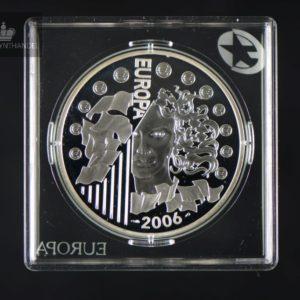 2006 Frankrike 1,50 Euro 120. birthday of Robert Schuman