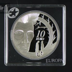 2006 Irland 10 Euro 100th birthday of Samuel Beckett