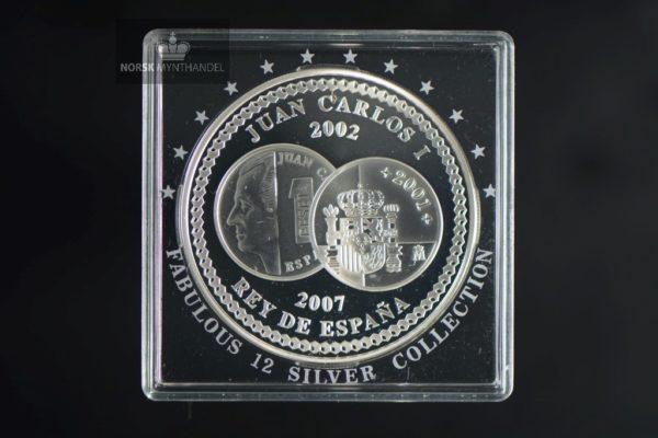 2007 Spania 10 Euro