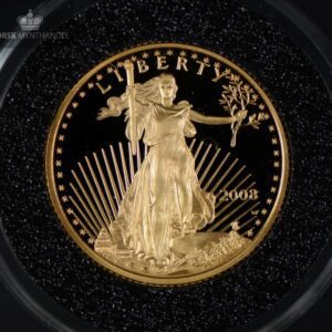 2008 Amerikansk Gold Eagle 1/4 oz Proof