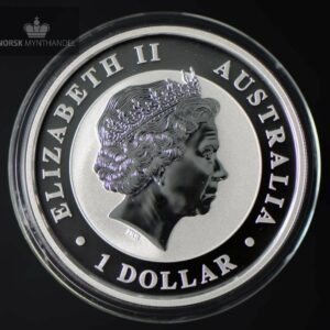 2014 Australia 1 oz Sølv Koala