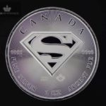 2016 Kanada 1 oz Sølv Superman™