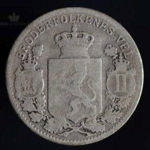 1900 25 Øre Kv 1-