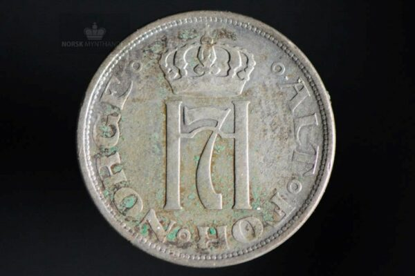 1909 10 Øre Kv 1