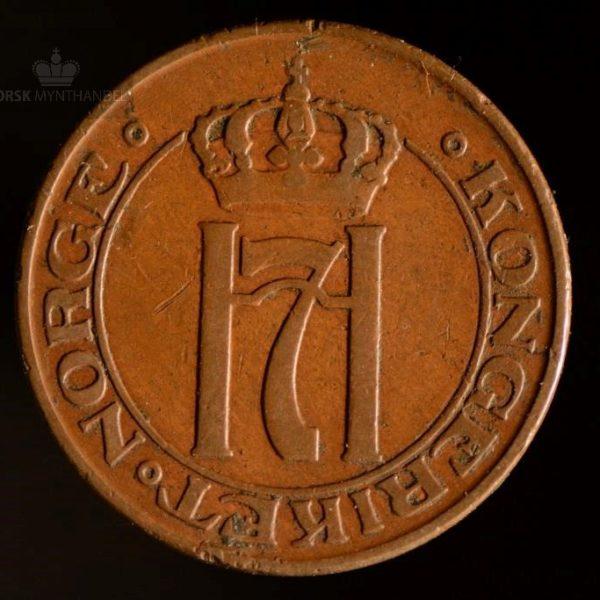 1915 5 Øre Kv 1-