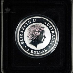 2012 Australian Silver Koala 1 oz Gilded BU