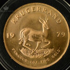 1979 Sør-SothAfrika 1 oz Gull Krugerrand