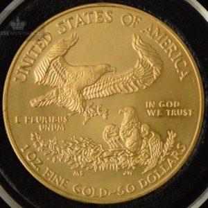2010 USA 1 oz Gold American Eagle BU