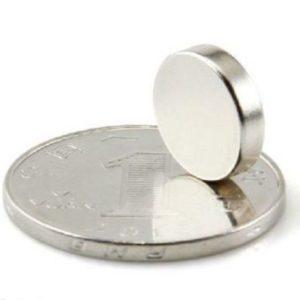 Neodymium Magnet 12 x 3 mm