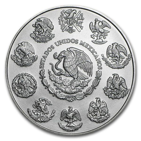 2018 Mexico 1 oz Silver Libertad BU