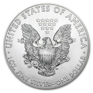 2018 Silver American Eagle 1 oz BU