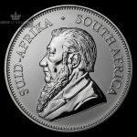 2017 Sør Afrika 1 oz Sølv Krugerrand PU