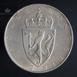 """1964 10 kroner Grunnloven 150 år """"Spot"""""""