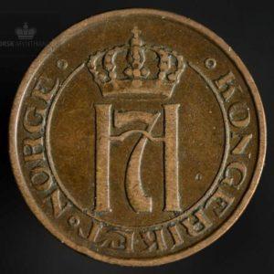 1910 2 Øre Kv 1