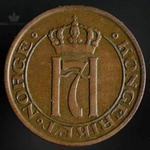 1911 2 Øre Kv 1