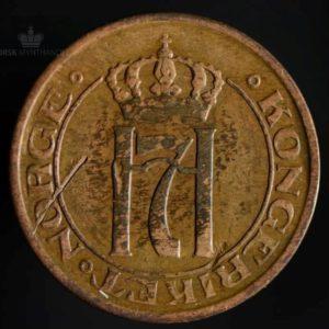 1912 2 Øre Kv 1- ANM.