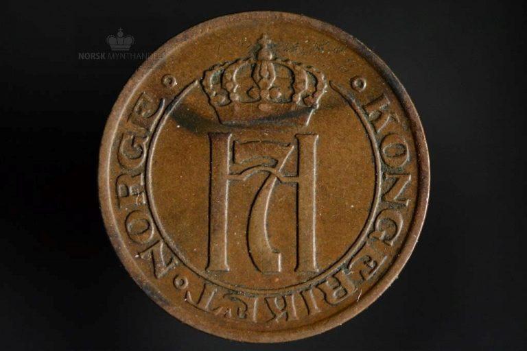 1913 2 Øre Kv 1