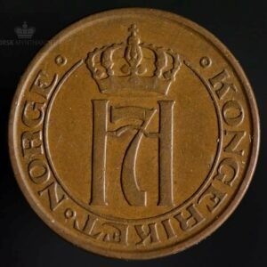 1914 2 Øre Kv 1