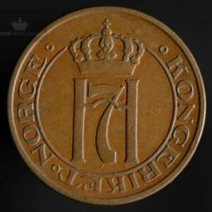 1915 2 Øre Kv 1