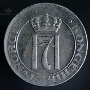 1919 2 Øre Kv 1 Jern
