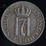 1920 2 Øre Kv 1- Jern
