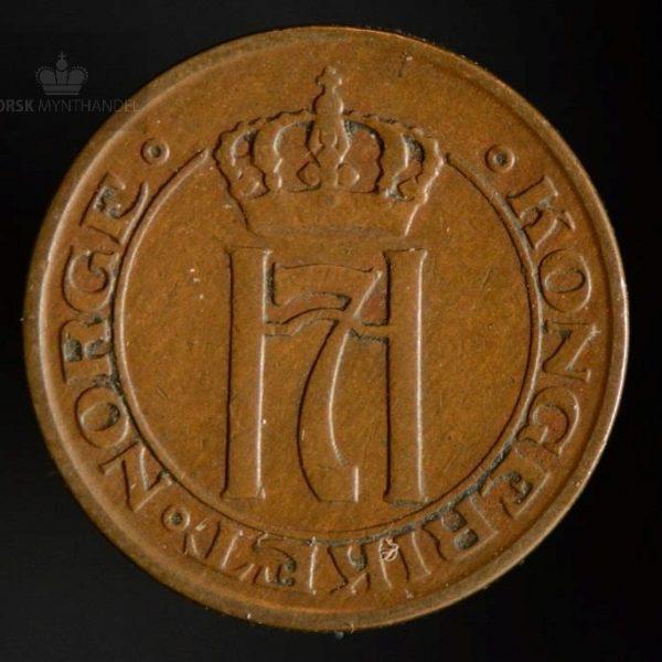 1914 1 Øre Kv 1/1-