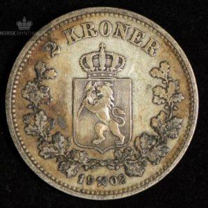 2 Kroner 1902 Kv 1 #2