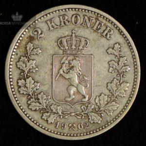 2 Kroner 1902 Kv 1 #3