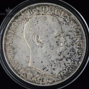 2 Kroner 1910 Kv 1 M/Kapsel #3