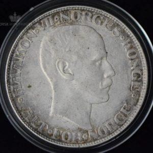 2 Kroner 1916 Kv God 1 M/Kapsel #1
