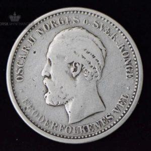 1894 1 Krone Kv 1-