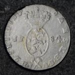 1784 Norge 2 Skilling