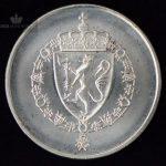 1989 175 kroner Sølvmynt Grunnloven 175 år Kv 0 ANM