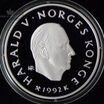 1992 100 Kroner Lillehammer 94